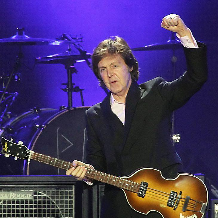 Paul McCartney ist eine Gelddruckmaschine