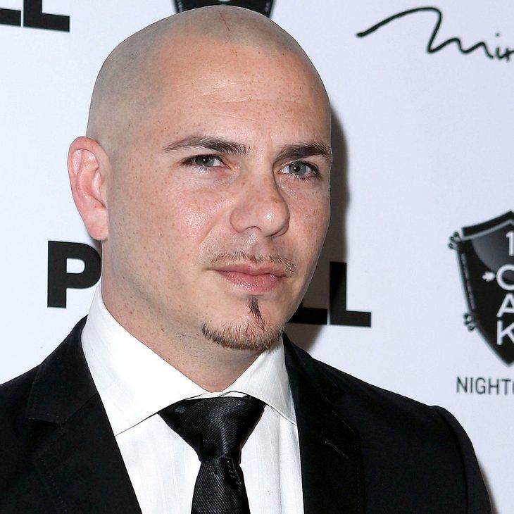 Pitbull wird in Las Vegas geehrt