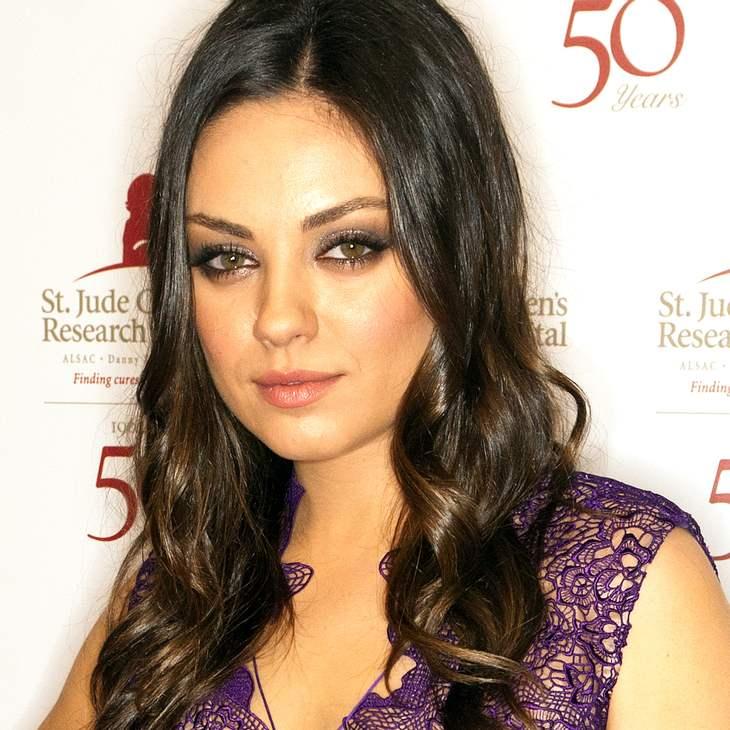 Mila Kunis wird nicht nach Dates gefragt