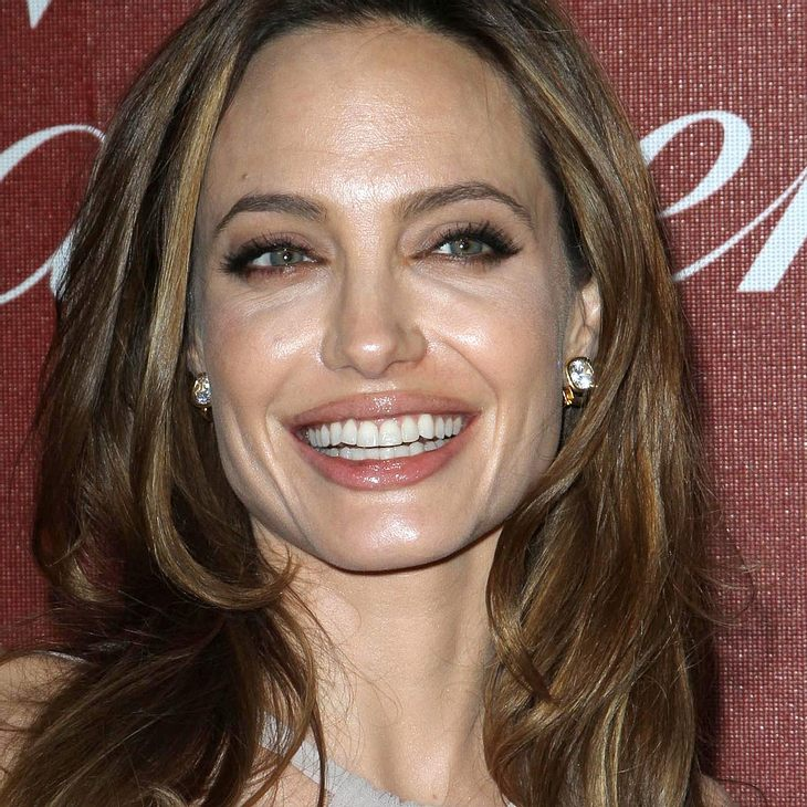 Angelina Jolie: Video-Chat mit ihren Fans