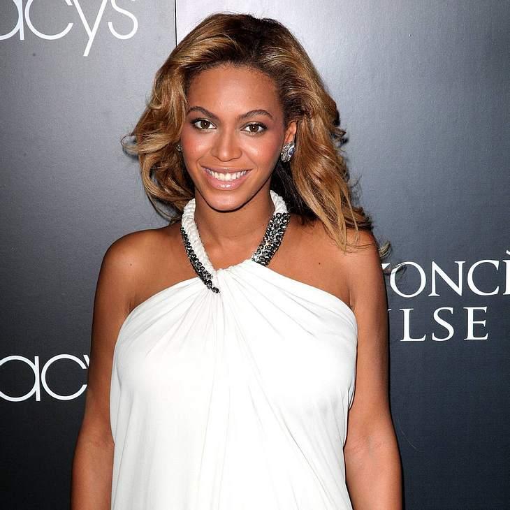 Beyoncé gesteht Playback-Hymne