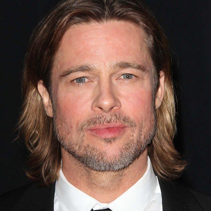 Brad Pitt wirbt für Damenparfüm