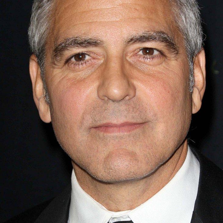 George Clooney: Film über Nazi-Zeit