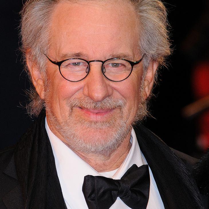 Steven Spielberg muss beschäftigt sein