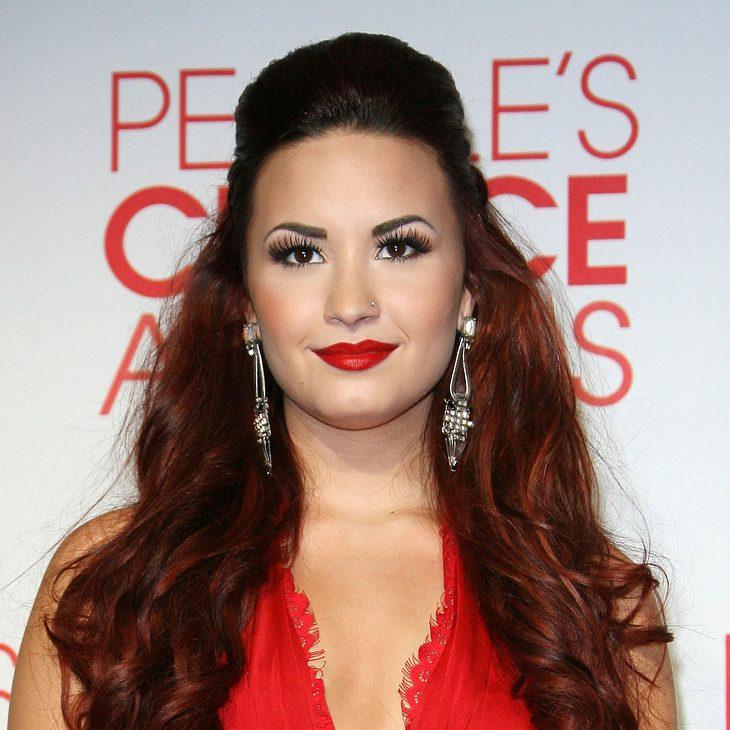 Demi Lovato nicht in der Klinik