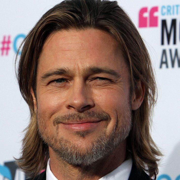 Brad Pitt schenkt Jolie einen Schießstand