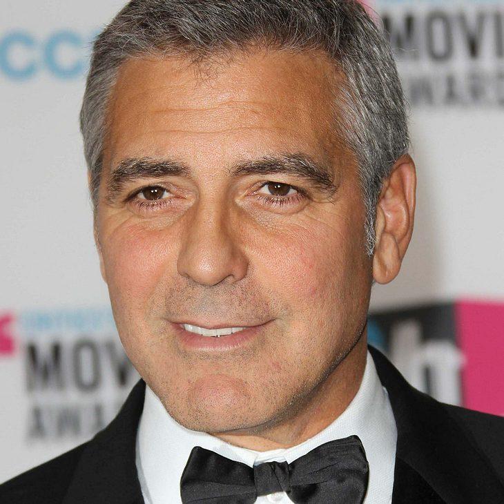 George Clooney: Fan von Lindsay Lohan?