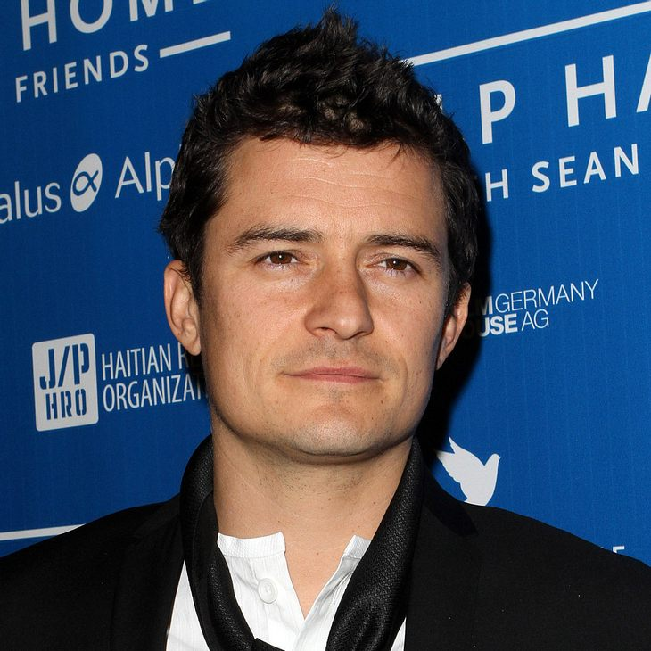 Orlando Bloom hat Laufsteg-Verbot