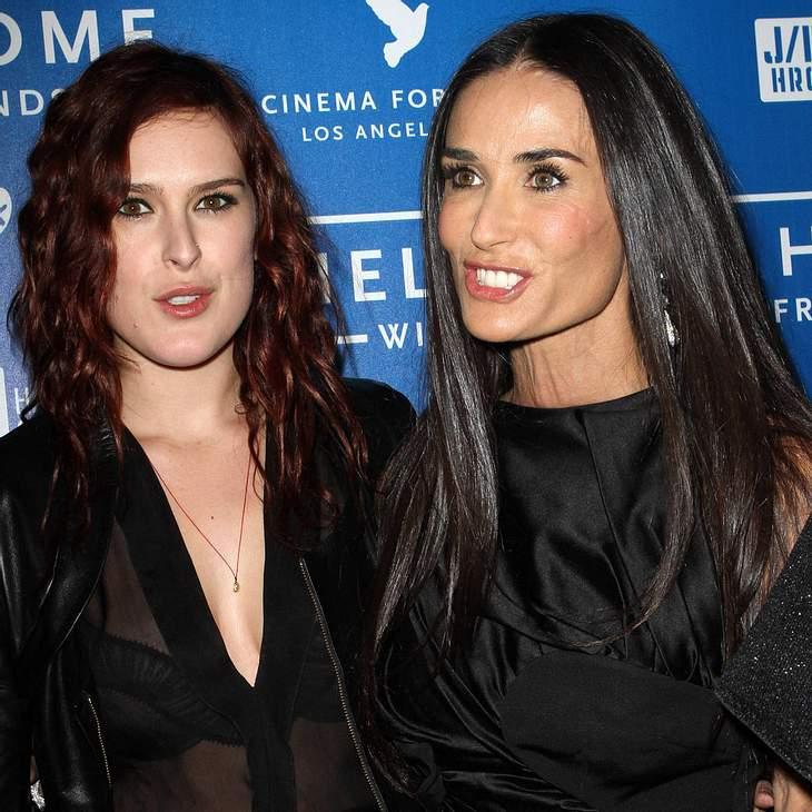 Demi Moore: Affäre mit dem Ex der Tochter?