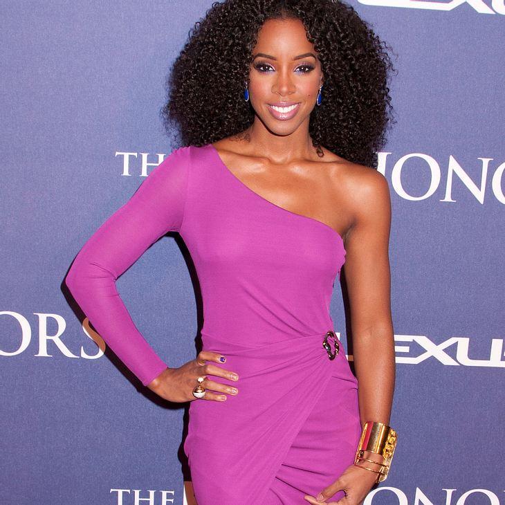 Kelly Rowland: Kein Zucker für die schlanke Linie