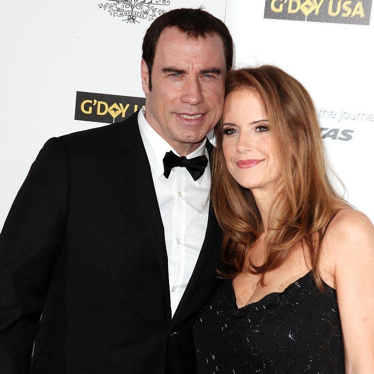 John Travolta: Noch ein Baby?