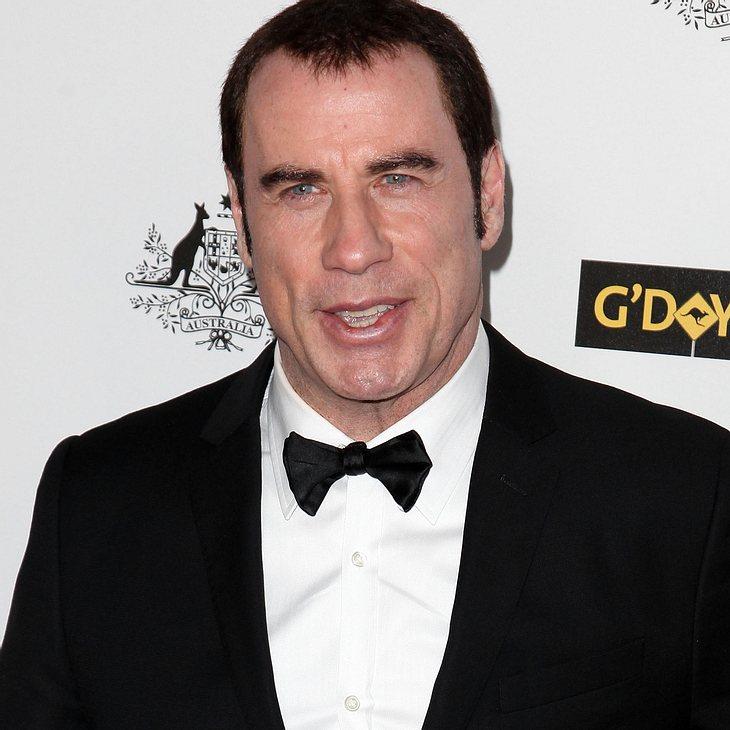 John Travolta: Masseur sexuell belästigt?