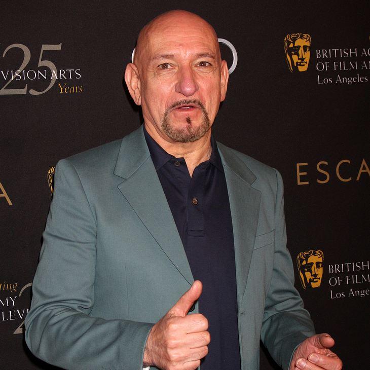 """Ben Kingsley wird zum """"Iron Man""""-Gegenspieler"""