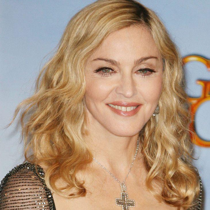Madonna: Überraschungsauftritt