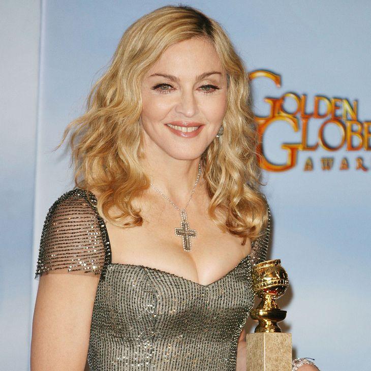 Madonna achtet bei Männern auf die inneren Werte