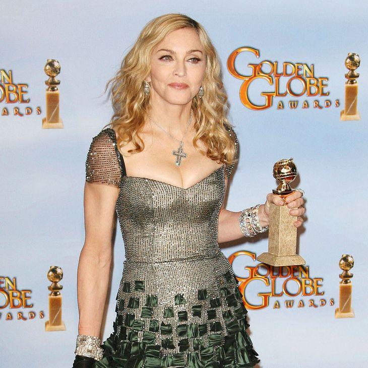 Katy Perry: Begeistert von Madonnas Outfit