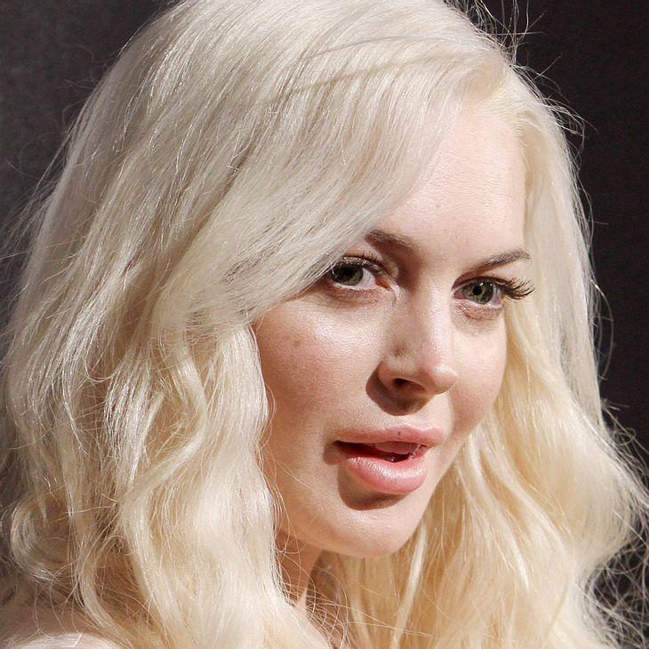 """Lindsay Lohan: """"Fahrerflucht-Berichte sind gelogen"""""""