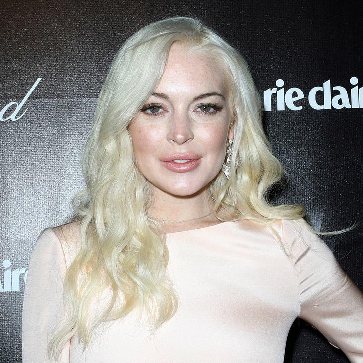 Lindsay Lohan: Hat sie doch wieder gestohlen?