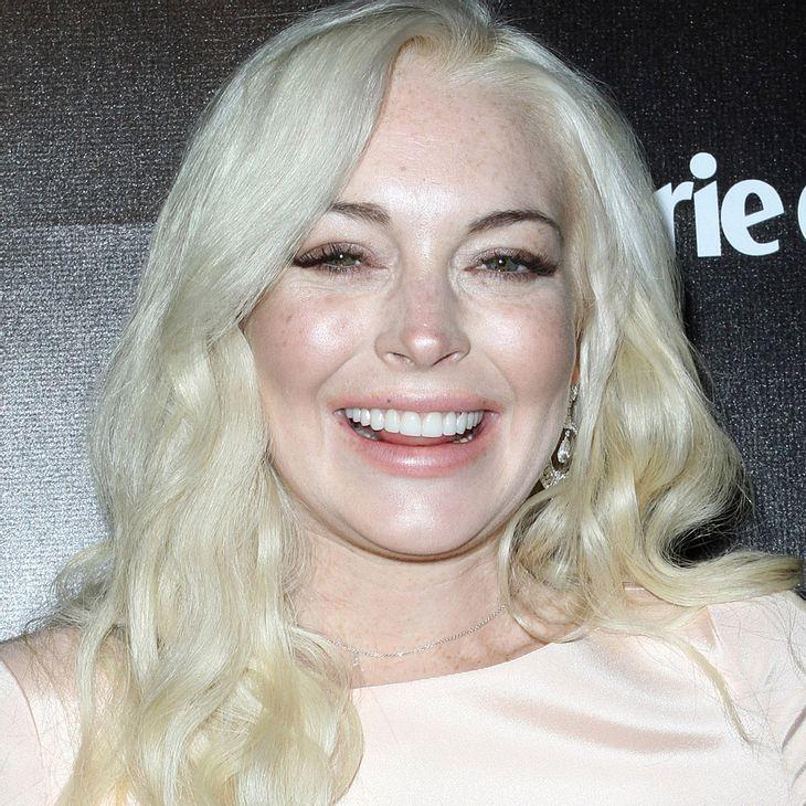 Lindsay Lohan will sich beweisen