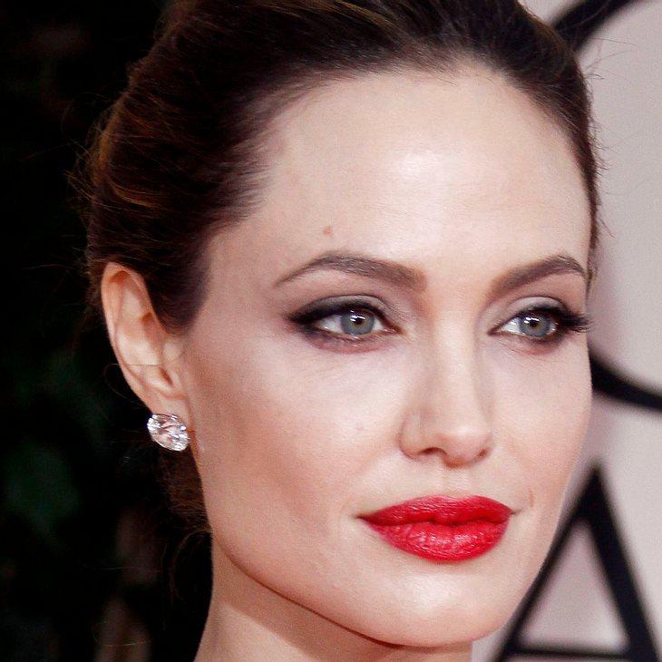 Angelina Jolie brachte ihr Familienleben durcheinander