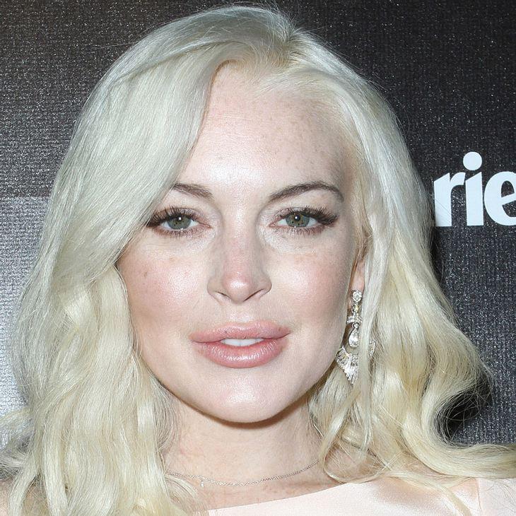 Lindsay Lohan: Konkurrenz von Megan Fox