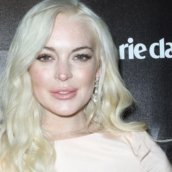 Lindsay Lohan zieht aus