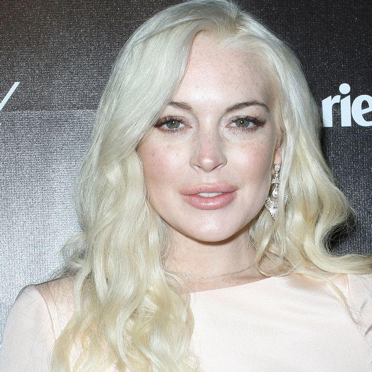 Lindsay Lohan: Endlich als Elizabeth Taylor