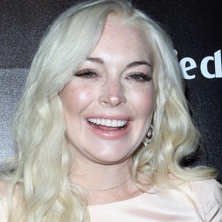 Lindsay Lohan beeindruckt Gericht mit Engagement
