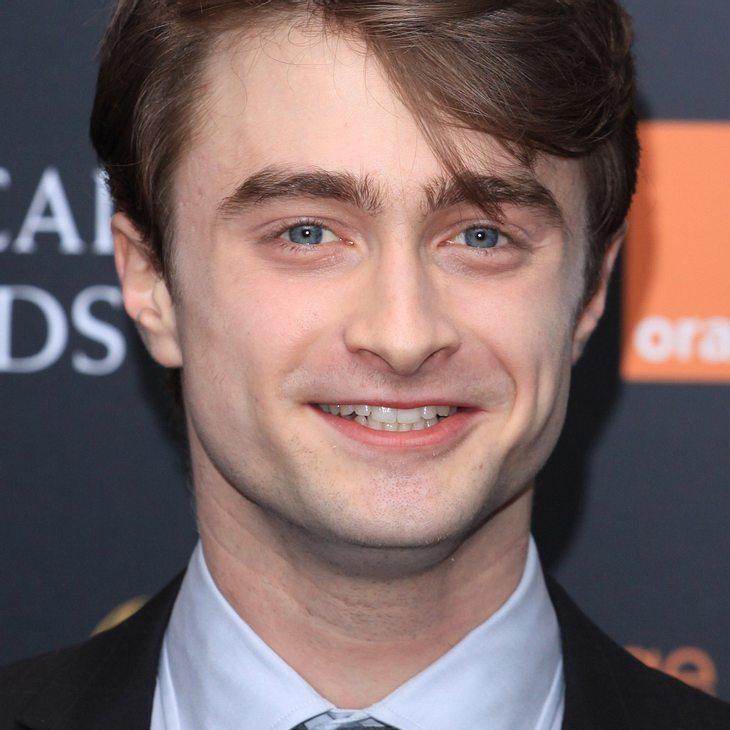 Daniel Radcliffe glücklich über Nominierung für Gary Oldman