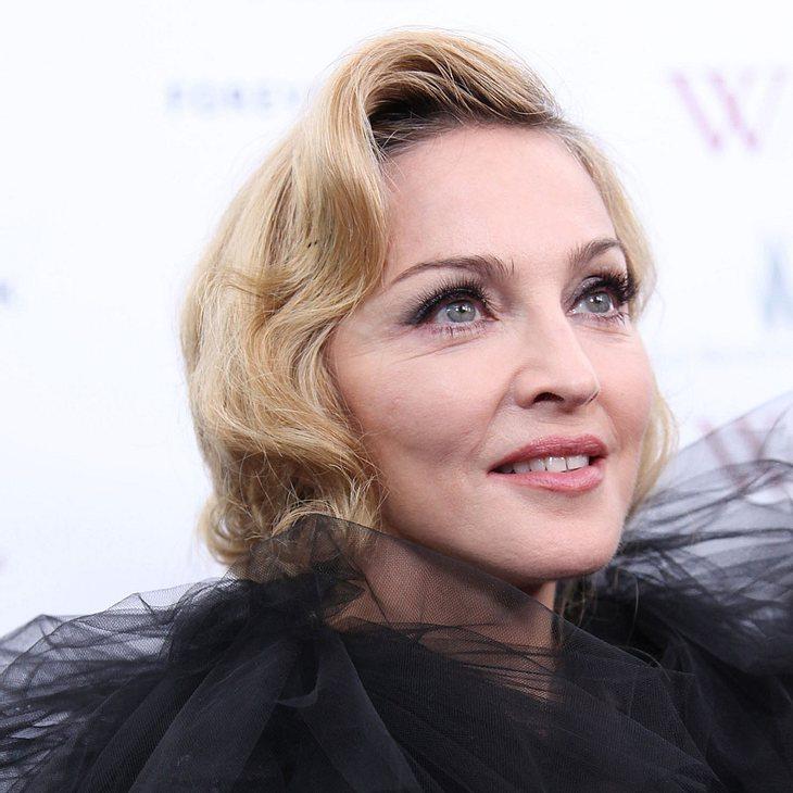 Madonna: Schock nach Whitney Houstons Tod