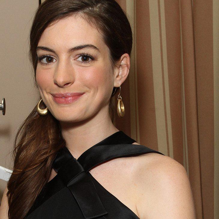 Anne Hathaway: Verlobungsparty