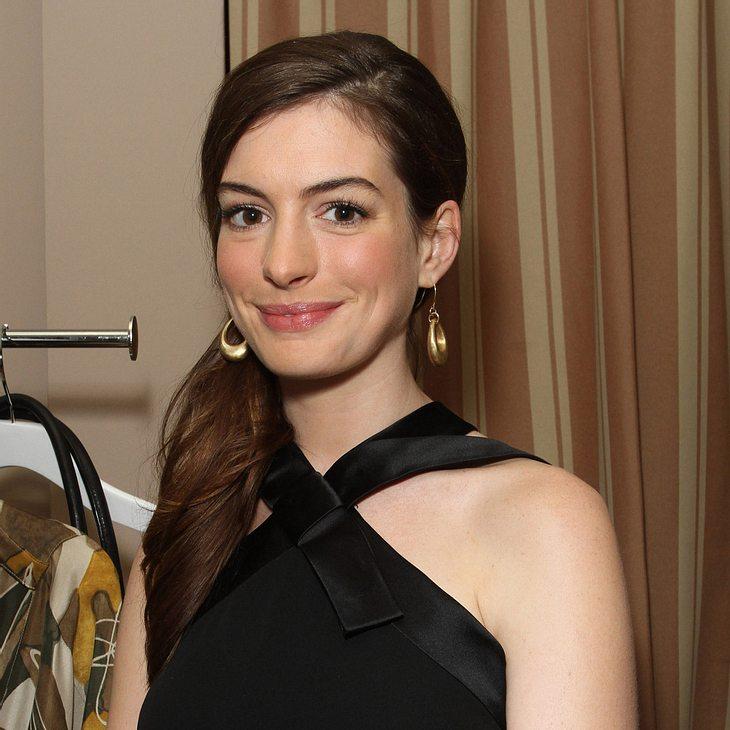 Anne Hathaways Ex-Freund kommt frei