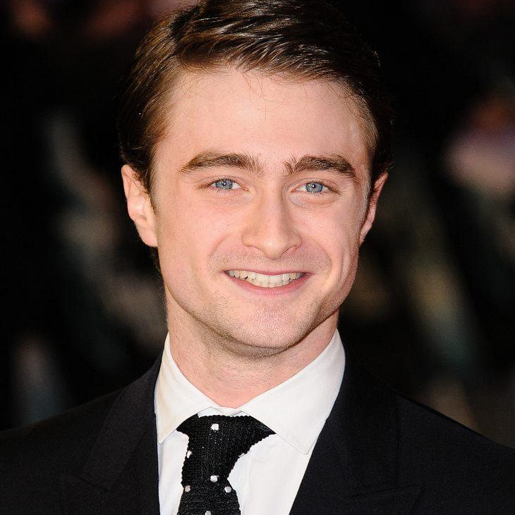 """Daniel Radcliffe warnt Eltern vor """"Die Frau in schwarz"""""""