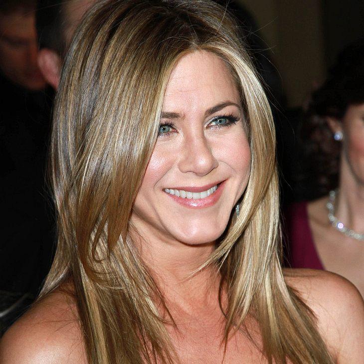 Jennifer Aniston klärt Gerüchte auf