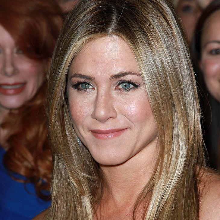 Jennifer Aniston fühlt sich alt