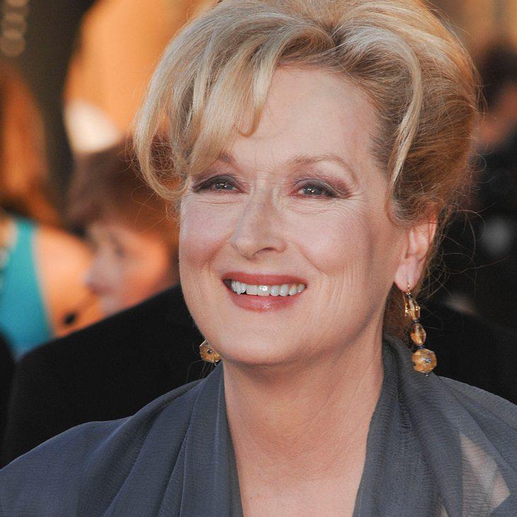 Meryl Streep liebt ihre Falten
