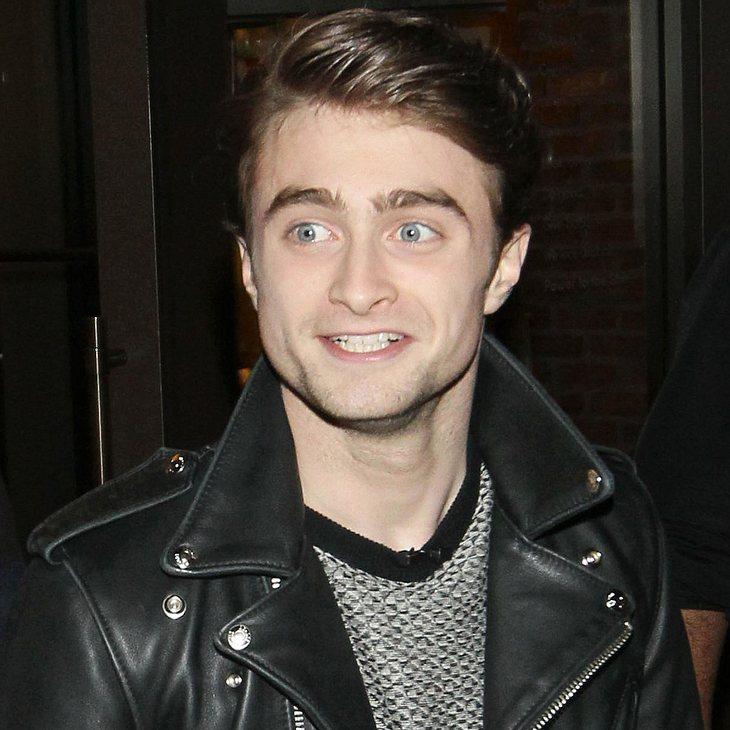 Daniel Radcliffe ist wieder Single