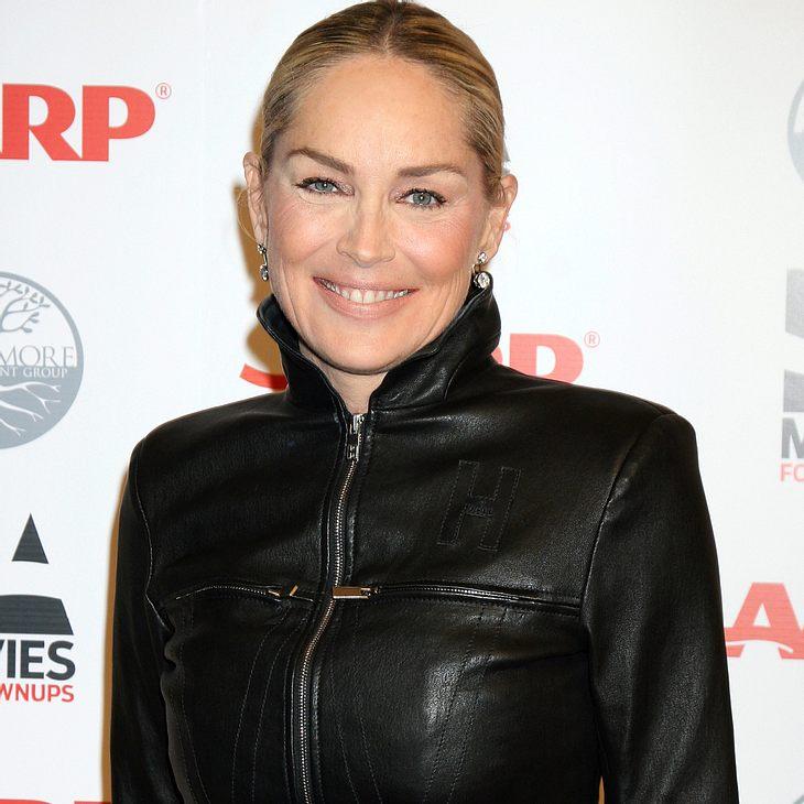 Sharon Stone mit Schlaganfallverdacht im Krankenhaus