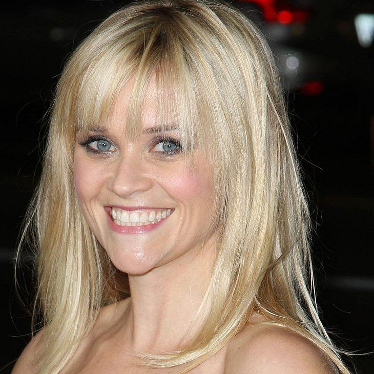 Reese Witherspoon: Angst vor Teenagerzeit