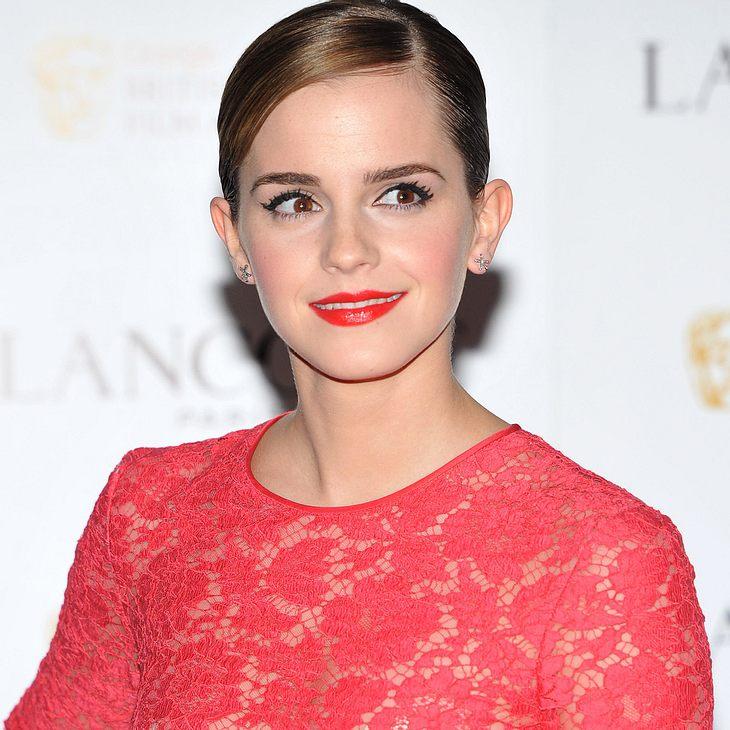 Emma Watson: Alltagsprobleme