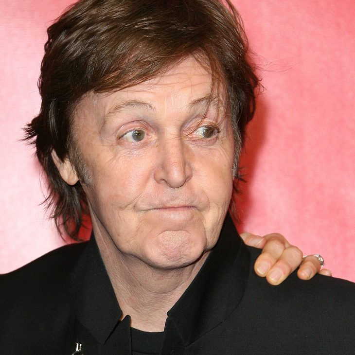 Paul McCartney: Verliebt in die Queen?