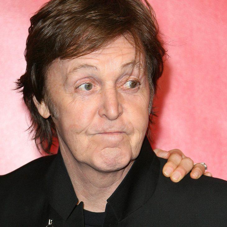 Paul McCartney: Verliebt in die Queen?