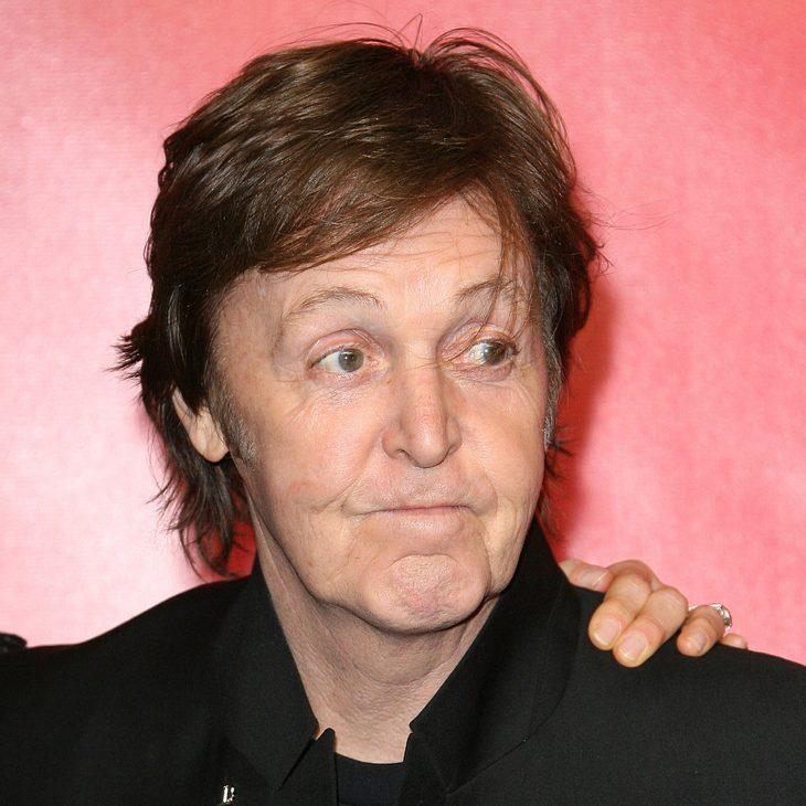 Paul McCartney rettete Mark Ronson das Leben