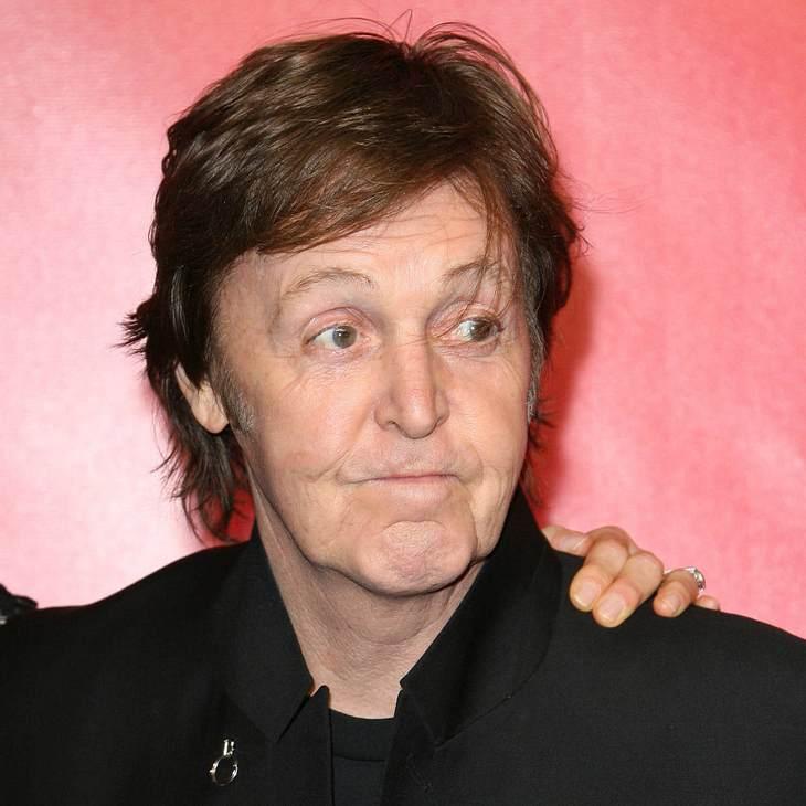 Paul McCartney: Beinahe-Unfall in Helikopter
