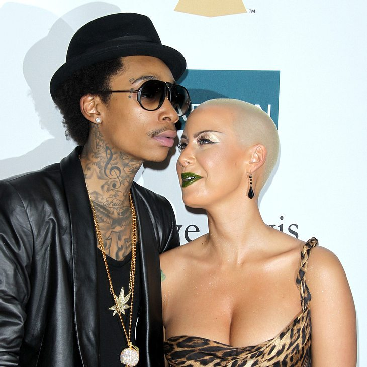 Wiz Khalifa & Amber Rose: Verlobung!