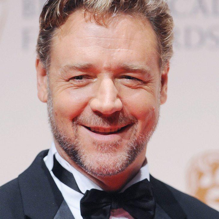 Russell Crowe und Brad Pitt: Alternde Action-Stars?