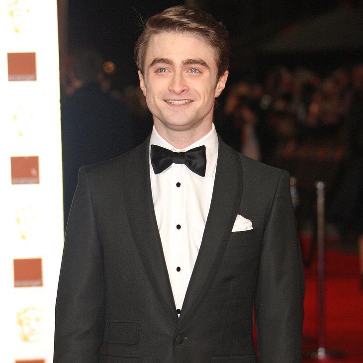 Daniel Radcliffe will nicht vergessen werden