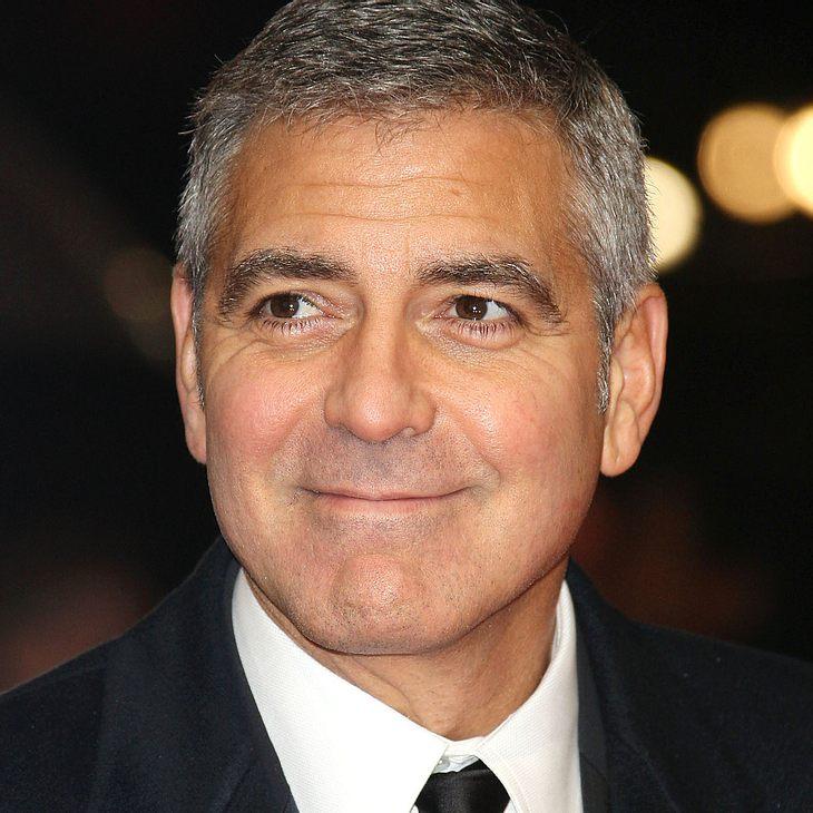 George Clooney: Ans Verlieren gewöhnt