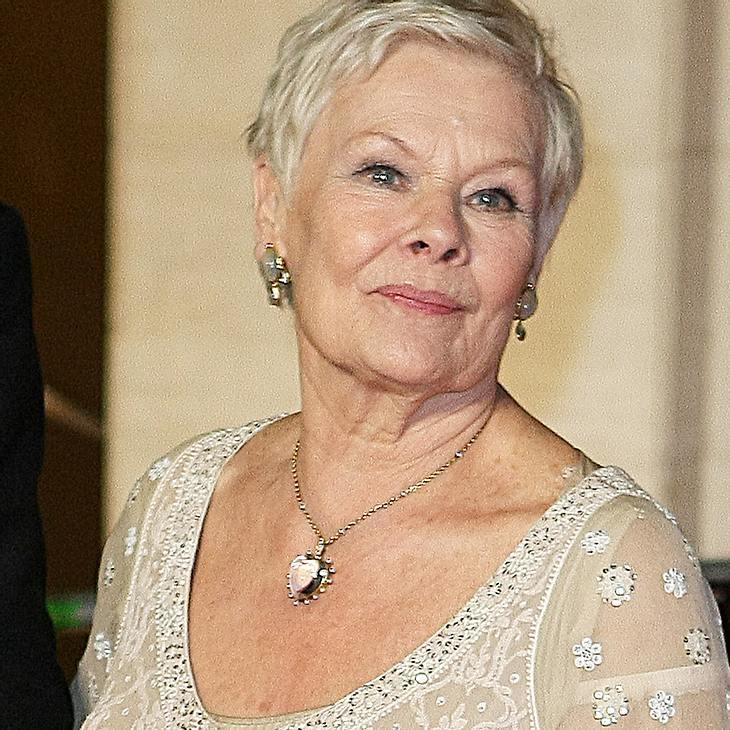 """Judi Dench: Geschockt von Unfall bei """"James Bond"""""""