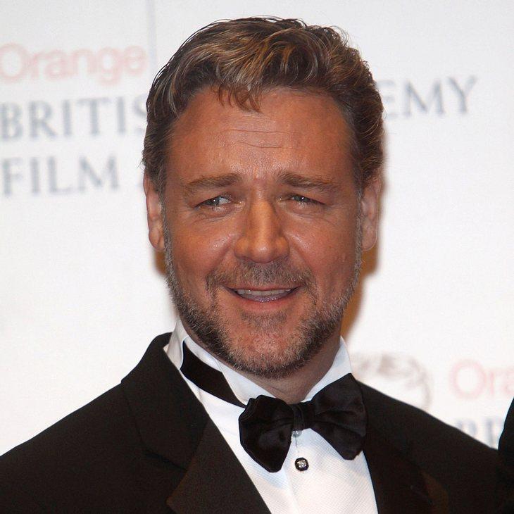 """Russell Crowe wird zu """"Noah"""""""